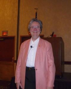 Judy Russell, 2015 OGS keynote speaker.