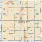 Liberty Township, Mercer County, Ohio.