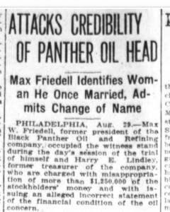 The Fort Wayne Journal-Gazette, 20 August 1923