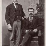 Louis J & John C Schumm, brothers.