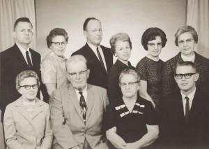 Carl Miller family.