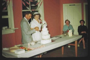 Kate & Paul wedding.
