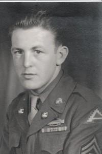 Pfc Herbert M. Miller