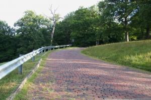 Grounds at The Ridges, Athens, Ohio. (2009 photo by Karen)