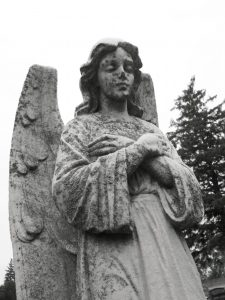 St. Joseph Catholic Cemetery, Wapakoneta, OH. (2013 photo by Karen)