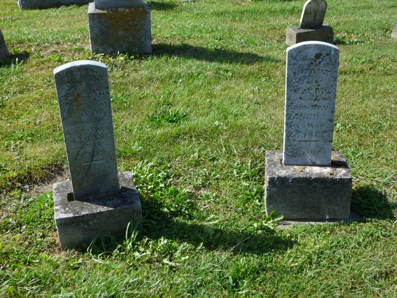 Ohio mercer county rockford - Infant Sons Of J M Bollenbacher Kessler Cemetery Mercer County Ohio 2017 Photo By Karen