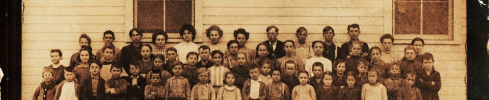 Postcard from Pearl (Reid) Brewster to her mother Emily (Bryan) Reid, Geneva, Indiana, c1910.